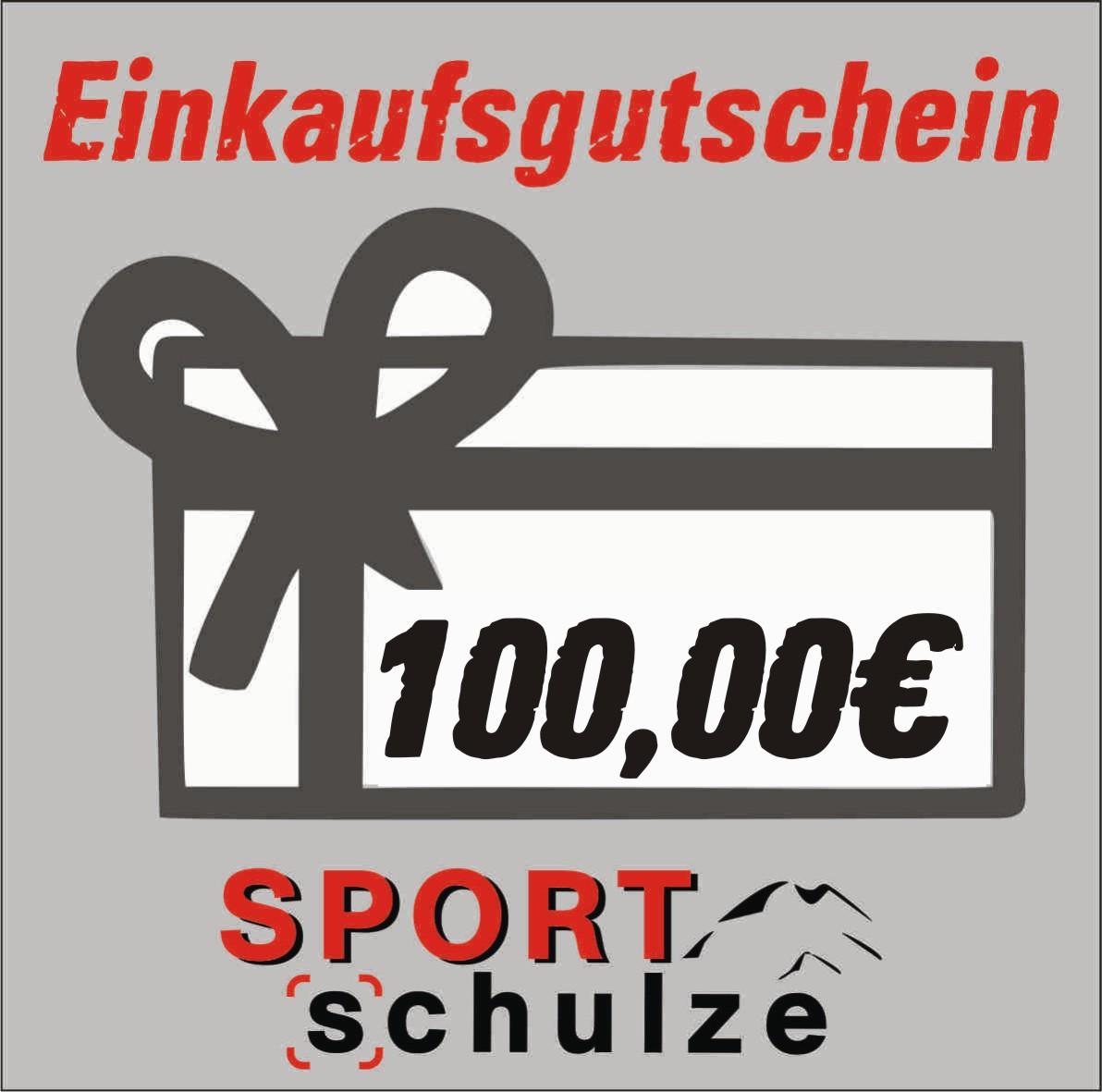 100€ Einkaufsgutschein