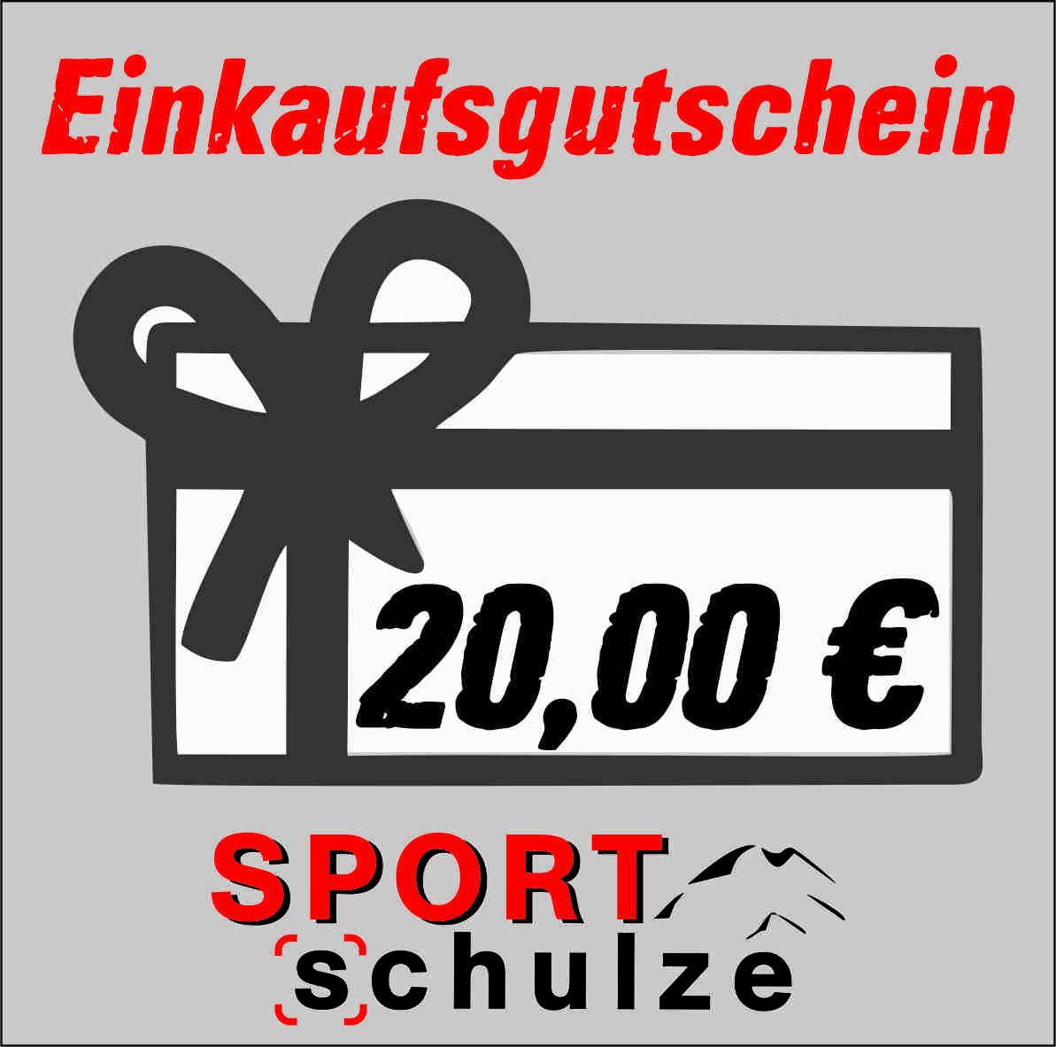 20€ Einkaufsgutschein
